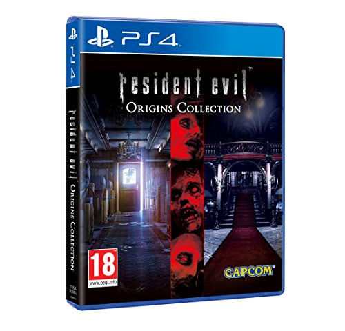 Resident Evil Origins Collection  Ps4  By Capcom