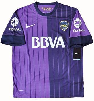 best cheap 12877 60910 New Boca Juniors Jersey 2013- Purple Boca Kit 2013 (UK LARGE ...