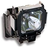 POA-LMP105 Replacement Lamp with Housing for PLC-XT25 PLCXT25 for Sanyo Projectors -