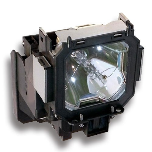 Price comparison product image OEM Sanyo Projector Lamp for Model PLC-XT20 Original Bulb and Generic Housing