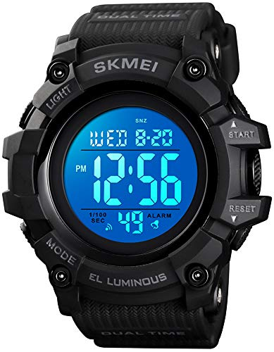Big Dial Digital Watch S Shock Men Military Army Watch Water Resistant LED Sports Watches
