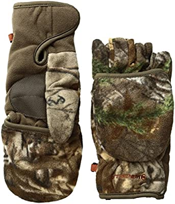 Manzella Productions Bow Hunter Convertible Glove/Mitten