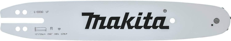 10 Inch Makita E-00050 Guide Bar Silver