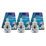 ADAPTIL Diffuser Refill for Dogs, 3-Pack (D.A.P. Dog Appeasing Pheromone Refill) - Provides Constant Calming and Comfort at Home (90 Day Supply)