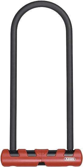 Abus 420/160hb Ultimate D-Lock, 420/160hb Ultimate, negro: Amazon ...