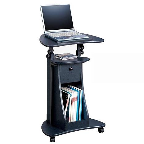 Amazon.com: ZZHF Mesa auxiliar para ordenador, portátil ...