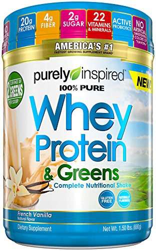 Purely Inspired Greens Protein Vanilla