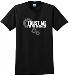 Trust Me Im A Scientist Black Adult T-Shirt