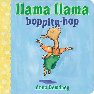 Llama Llama Hoppity-hop Llama Llama Board Books from Viking Juvenile
