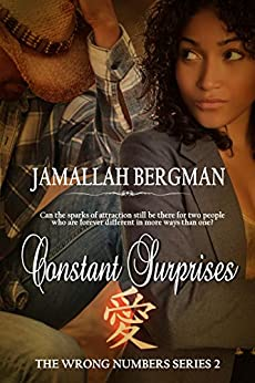 Constant Surprises (Book 2 of The Wrong Number Series) (English Edition) de [Bergman, Jamallah]