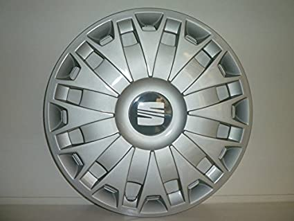 Juego de Tapacubos 4 Corpicerchio Diseño Seat Ibiza Desde 2008 r ...