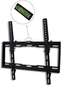 vidaXL Soporte de Pared de Televisor Inclinable 400x400 mm 23