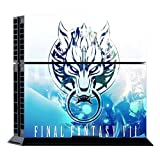 FINAL FANTASY VII STYLISH DESIGN FOR SONY PS4 AND CONTROLLER