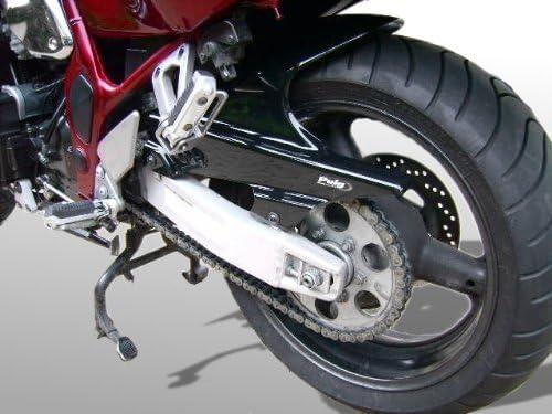 Hinterradabdeckung f/ür Suzuki Bandit 1200 96-05 Carbon-Look Puig 1462c