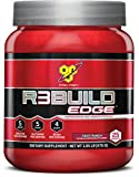 BSN R3Build Edge Post Workout Recovery Powder With Creatine, Glutamine and BCAAs, Fruit Punch, 25 Servings