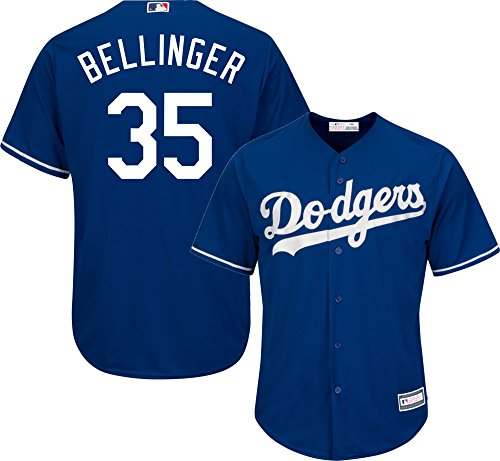 Cody Bellinger Los Angeles Dodgers #35 Youth Alternate Jersey Blue (Youth Large 14/16)
