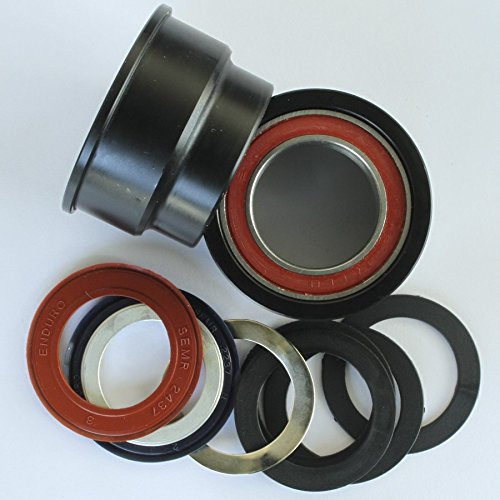 Enduro Bearings BB92 Innenlager Kit SRAM Angular Contact ABEC 5