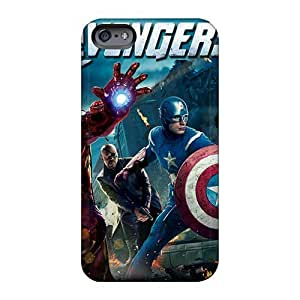 Perfect Cell-phone Hard Covers For Iphone 6 With Allow Personal Design High-definition Ant Man Skin AnnaDubois