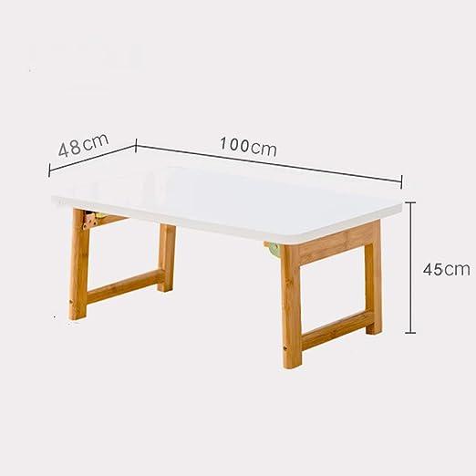 ZZHF Mesa para Laptop, Mesa de Juegos Mesa de Desayuno Mesa de ...