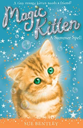 book cover of A Summer Spell