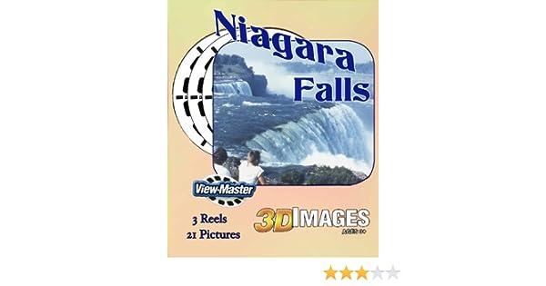 Niagara Falls ViewMaster 21 3D Images 3 Reels New York and Ontario by 3Dstereo ViewMaster