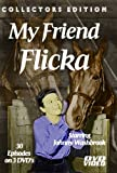 My Friend Flicka-TV SERIES-3 DVD Set-30 Episodes-Starring Johnny Washbrook