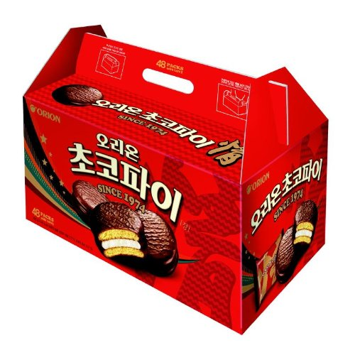 korean choco pie - 3
