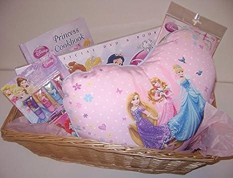 Cesta de regalo para cama de matrimonio de las princesas ...
