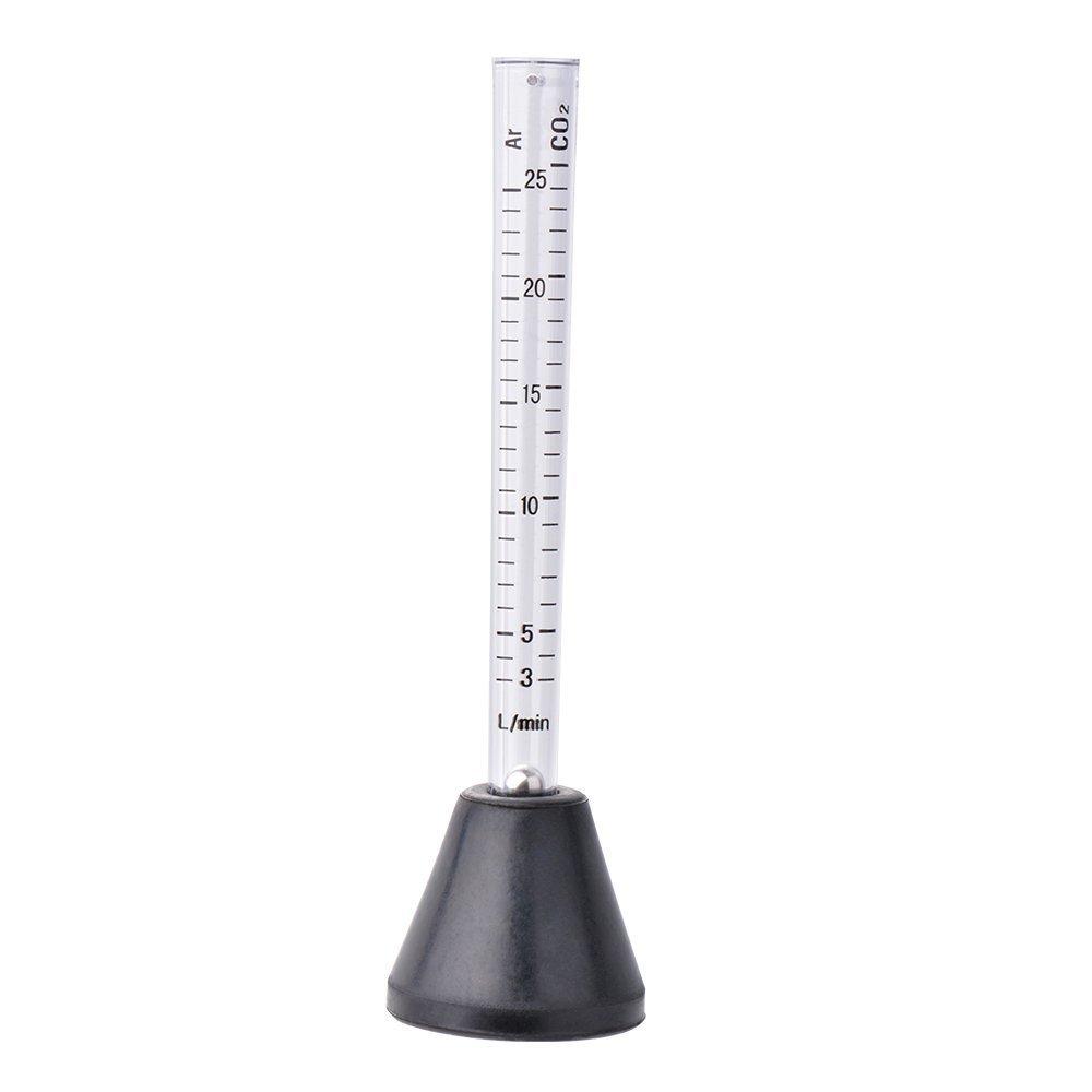 Argon Co2 Professional Gas Flow Meter Tester Flowmeter (peashooter) for Mig Tig Welder Welding Sxstar