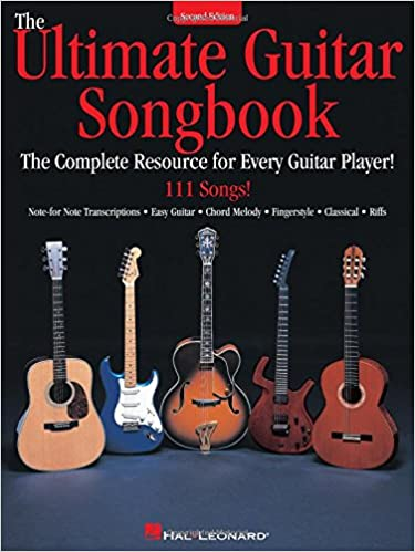 The Ultimate Guitar Songbook The Complete Resource For Every Guitar