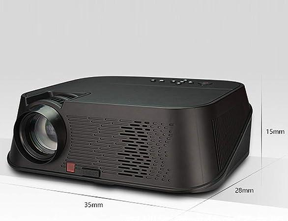 NCBH Proyector inalámbrico, proyector de Cine en casa HD 1080P ...