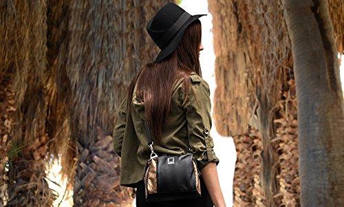 VIdeo Handycam and Bag Alpha Copper Recording Camera Cbyer Camcorder HD Shoulder Women Sony shot Fits 8cwvqSqC