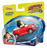 Fisher-Price Disney Mickey and the Roadster Racers - Mickey's Ramblin' Rover Die-cast Vehicle