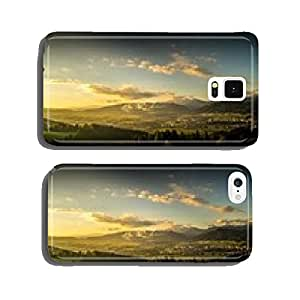 Murtal Sunset Airrace 2014 cell phone cover case Samsung S6