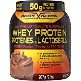 Body Fortress Whey Protein Powder Chocolate