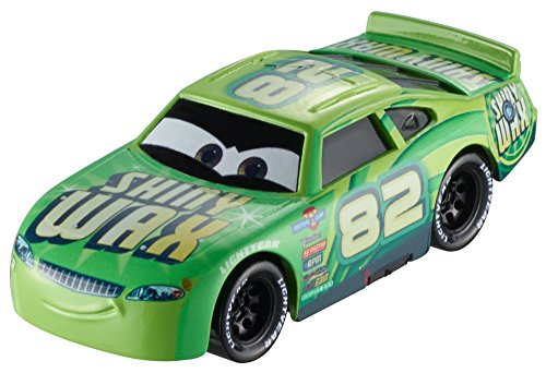 - Disney Pixar Cars Die-cast Shiny Wax #82 Vehicle