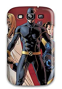 Best Rugged Skin Case Cover For Galaxy S3- Eco-friendly Packaging(x-men) 2455945K68606030