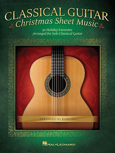 Classical Guitar Christmas Sheet Music Christmas Music Classical Guitar