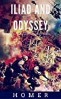 Iliad And Odyssey: Color Illustrated, Formatted for E-Readers (Unabridged Version)