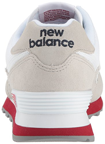 Esa Navy Balance Nimbus Homme Baskets Ml574v2 Blanc New Cloud 8Rqwp6w