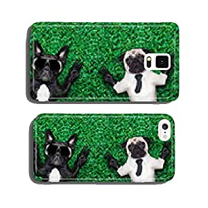 couple of dogs cell phone cover case iPhone5
