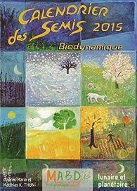 calendrier semis 2015