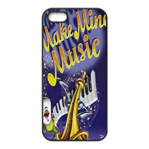 DAZHAHUI Make mine music Case Cover For iPhone 5S Case