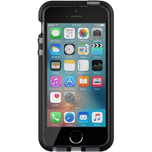 Tech21 Evo Mesh for iPhone 5/5s/SE - Smokey/Black
