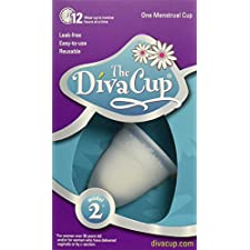 Image: Diva Cup #2 Post Childbirth | 12 hour protection | Latex/Rubber-Free | Medical Grade Silicone