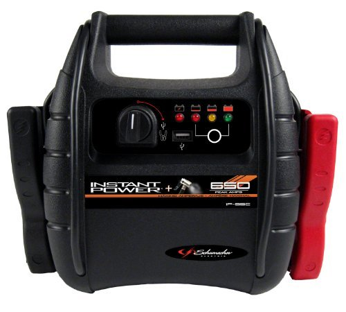 Schumacher IP-95C 9-Ah Jump Starter and Air Compressor [並行輸入品] B077NVPPT5