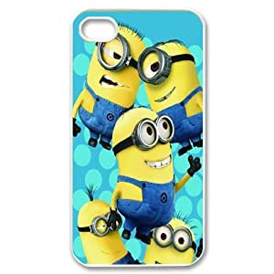 Despicable Me FG0002646 Phone Back Case Customized Art Print Design Hard Shell Protection Iphone 4,4S
