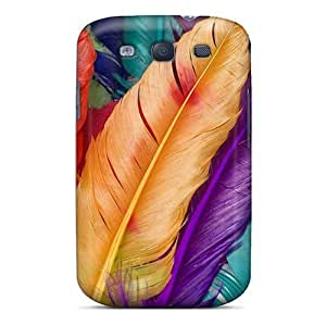 Colorspich Case Compatible With Galaxy S3/ Hot Protection Case by icecream design