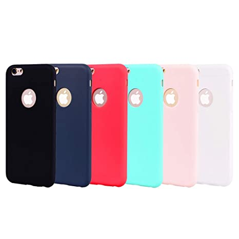 coque iphone 6 silicone noir