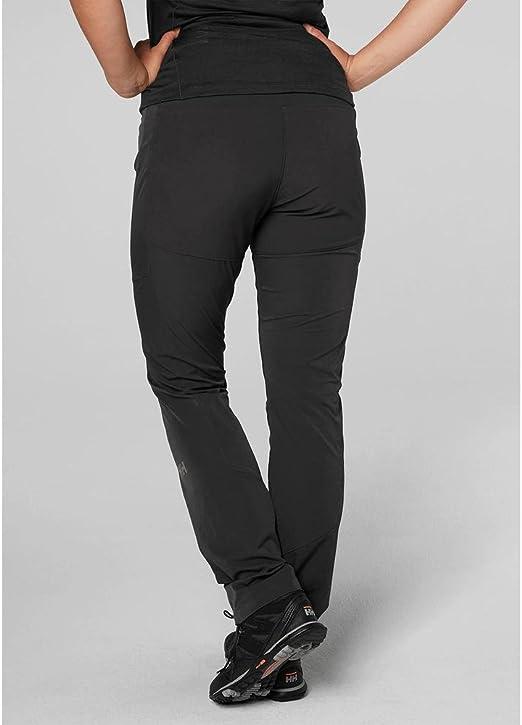 Small Helly Hansen Womens Vanir Hybrid Pant Ebony